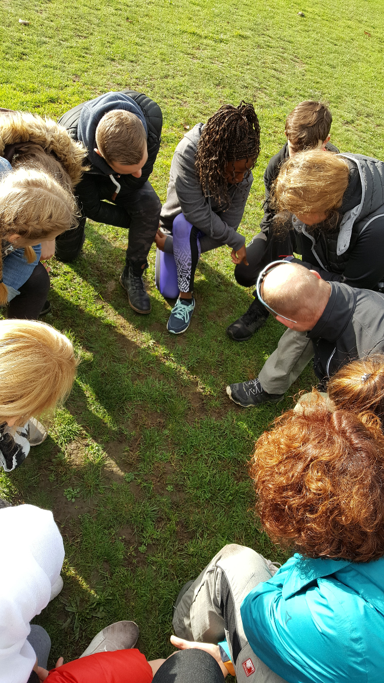 Read more about the article Teambuilding im Klettergarten am U-See